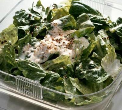 Fresh Greek Yogurt Salad