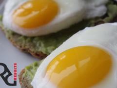 Poached Egg Avocado Breakfast